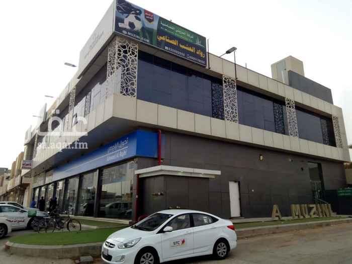مكتب تجاري للإيجار في طريق أنس ابن مالك ، الرياض ، الرياض