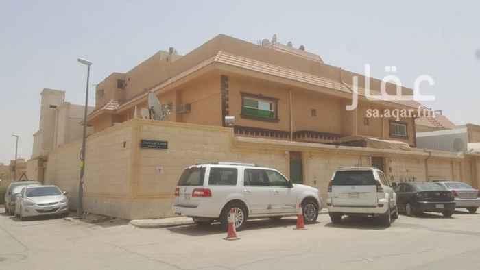 عمارة للبيع في شارع علي مالكي ، حي الروضة ، الرياض
