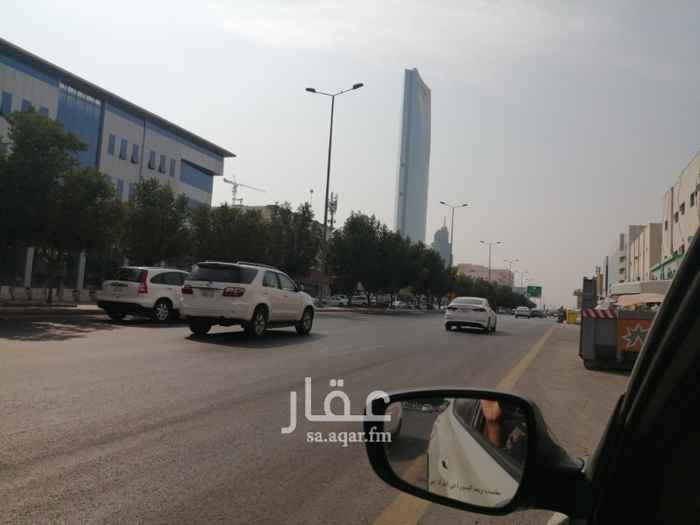 مكتب تجاري للإيجار في طريق العروبة ، حي العليا ، الرياض ، الرياض