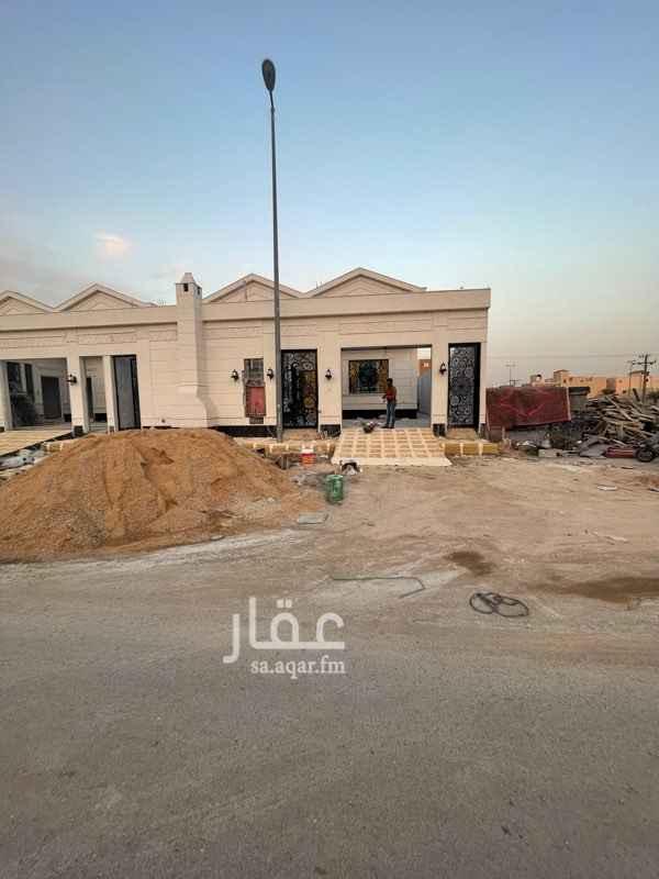 فيلا للبيع في حي الخالدية مخطط السديري ، محافظة المزاحمية ، المزاحمية