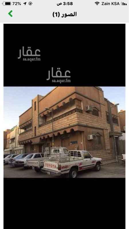 عمارة للبيع في شارع اوس بن خالد النجاري ، حي اليمامة ، الرياض
