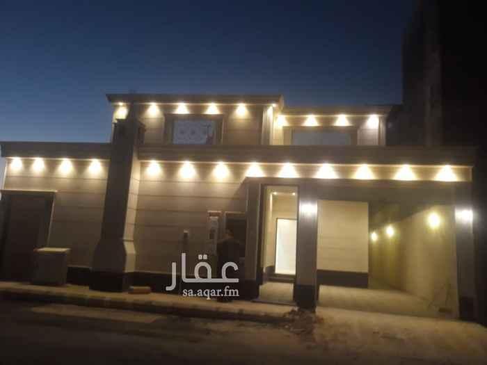 بيت للبيع في شارع المجردية ، حي الحزم ، الرياض ، الرياض