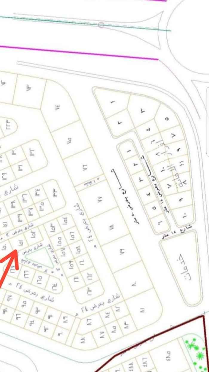 أرض للبيع في شارع عبدالاعلى بن ابراهيم ، حي الملك فهد ، المدينة المنورة ، المدينة المنورة