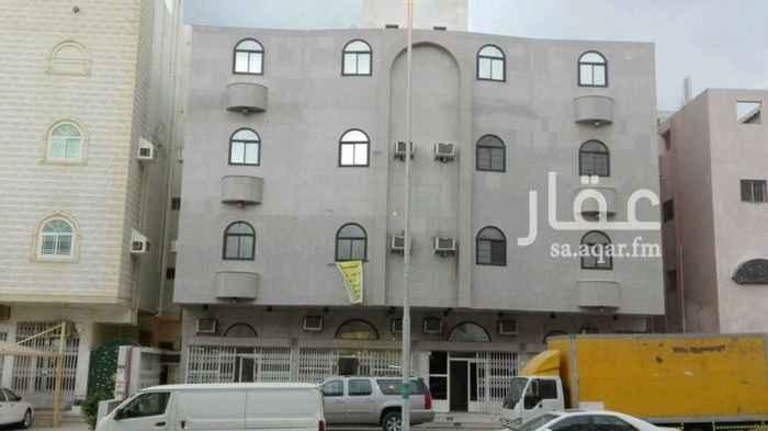 عمارة للإيجار في شارع محمد بن مسعود الزواوي ، حي الاجواد ، جدة
