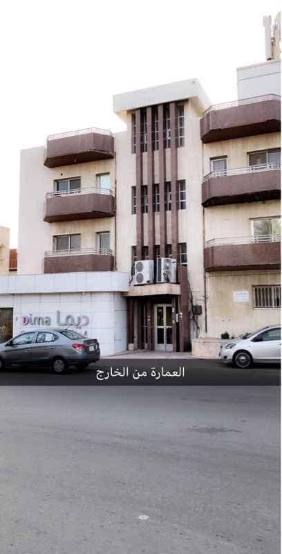 شقة للإيجار في شارع الفضل ، حي الحمراء ، جدة ، جدة