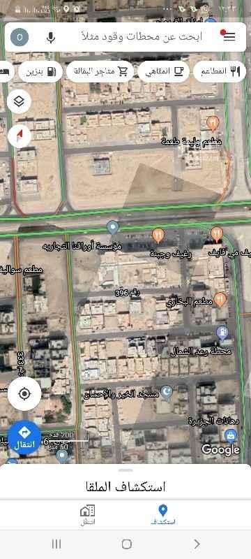 أرض للبيع في شارع ابحر ، الرياض ، الرياض
