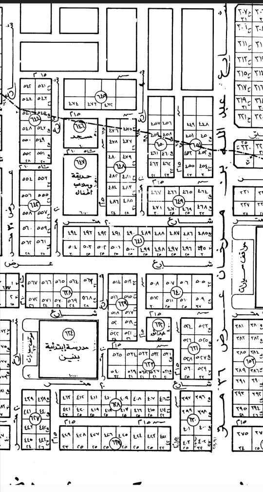 أرض للبيع في شارع رماده ، حي قرطبة ، الرياض ، الرياض