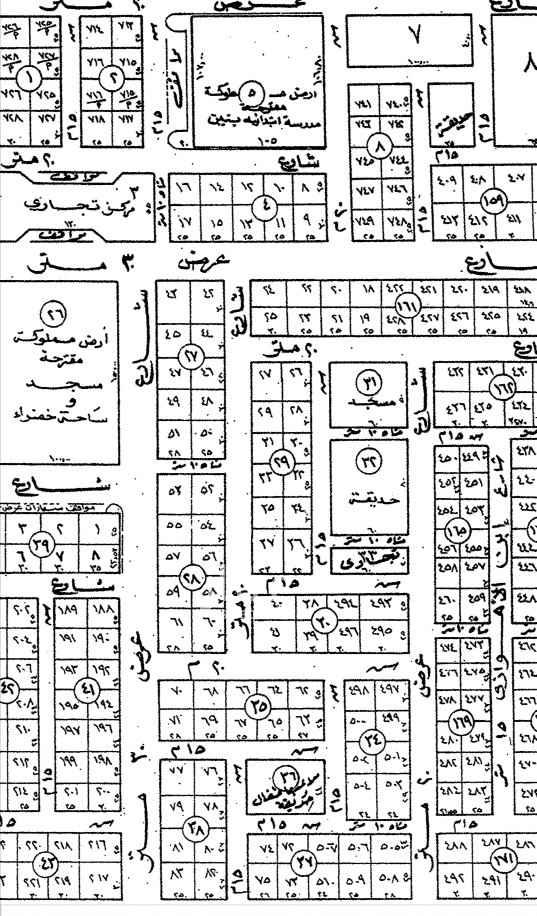 أرض للبيع في شارع الليطاني ، حي الازدهار ، الرياض ، الرياض