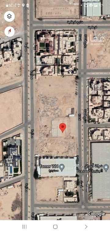 أرض للبيع في شارع مرات ، حي حطين ، الرياض ، الرياض