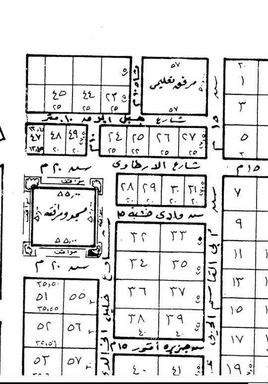 أرض للبيع في شارع علي الظفري ، حي المحمدية ، الرياض ، الرياض