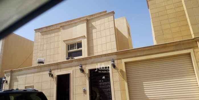 دور للإيجار في شارع روطه الخشم ، حي الحزم ، الرياض ، الرياض