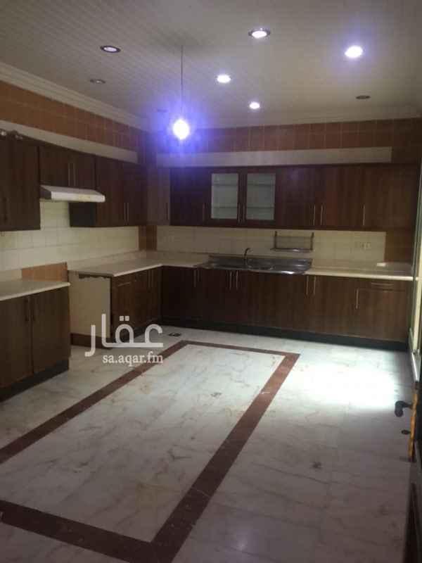 فيلا للإيجار في شارع عبدالله بن مسعده ، حي النعيم ، جدة ، جدة