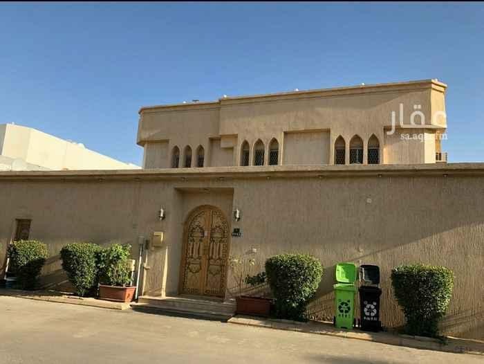 فيلا للبيع في شارع القاضي بن زياد ، حي الواحة ، الرياض ، الرياض