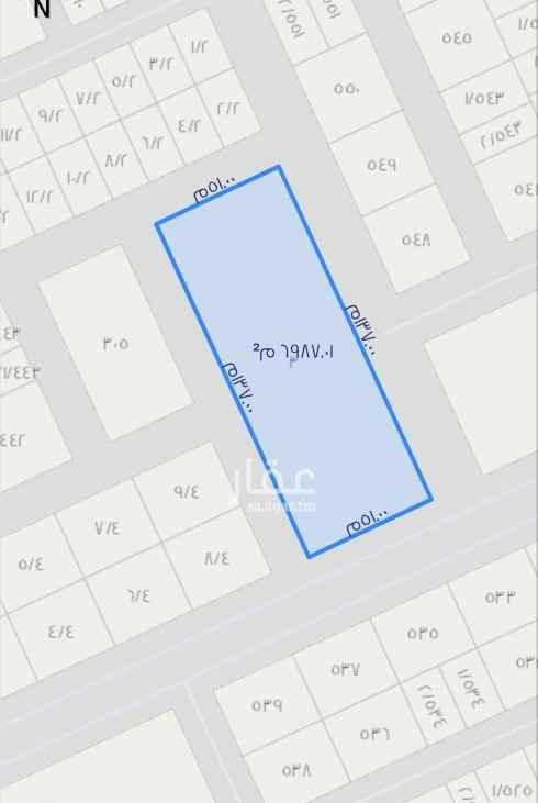 أرض للبيع في شارع عبدالرحمن بن مقبل ، حي العارض ، الرياض ، الرياض
