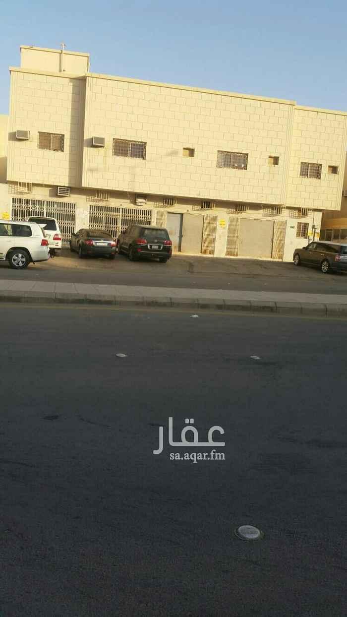 محل للإيجار في شارع عثمان بن عيسى ، حي الازدهار ، الرياض