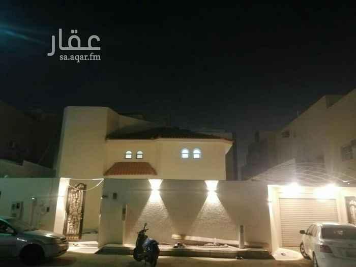 فيلا للإيجار في شارع خضار ، حي الازدهار ، الرياض ، الرياض