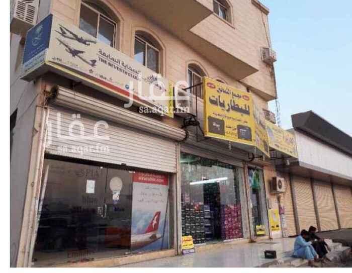مكتب تجاري للإيجار في شارع المكرونة ، حي الربوة ، جدة ، جدة