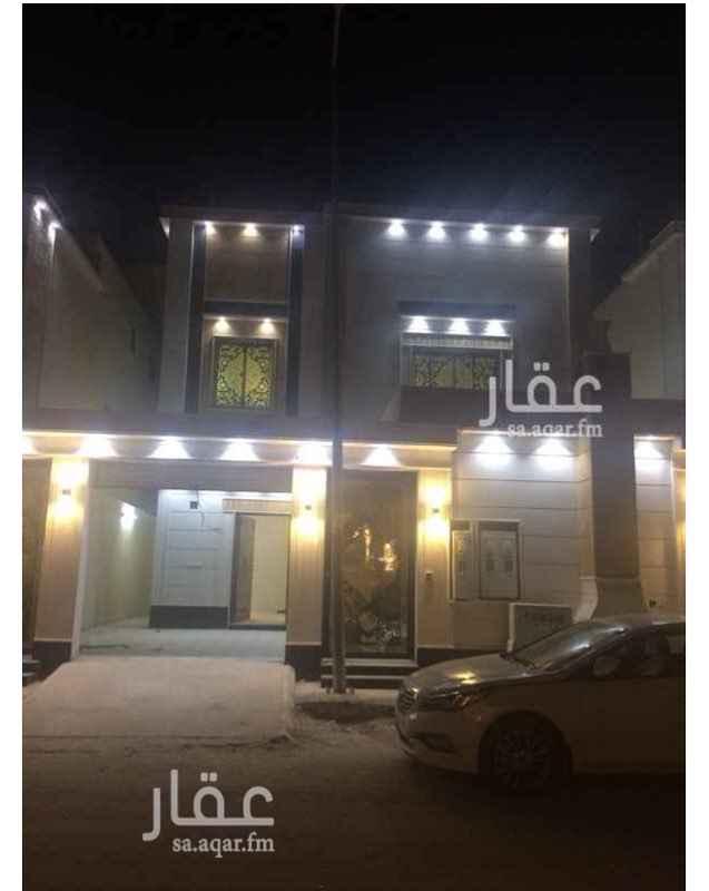 فيلا للإيجار في شارع احمد بن الخطاب ، الرياض