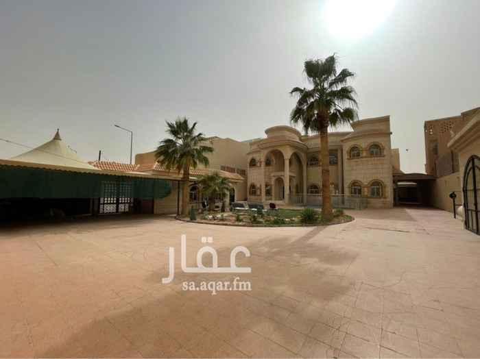 فيلا للبيع في شارع البلدة ، حي الحمراء ، الرياض ، الرياض