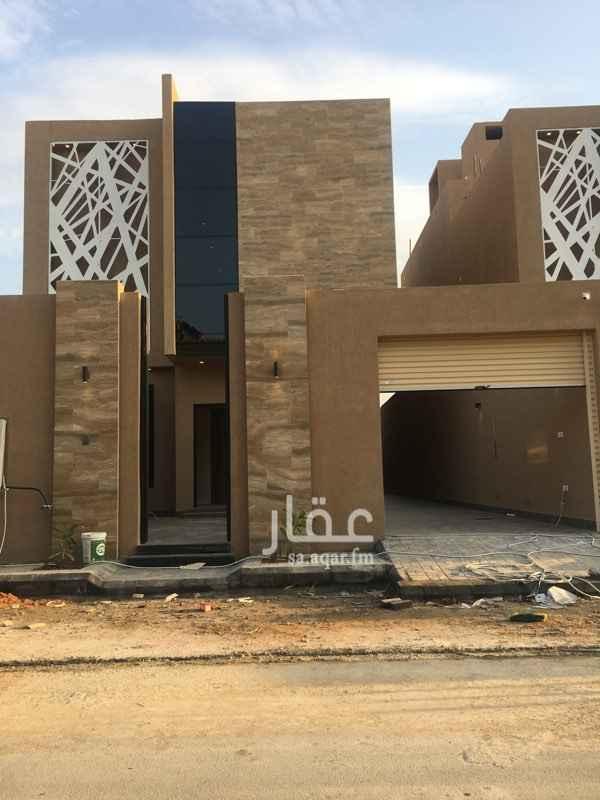 فيلا للبيع في شارع النفل ، حي الصحافة ، الرياض