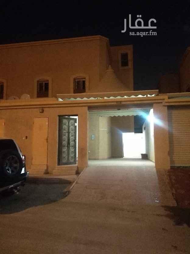 دور للإيجار في شارع محمد المقدمي ، حي النفل ، الرياض ، الرياض