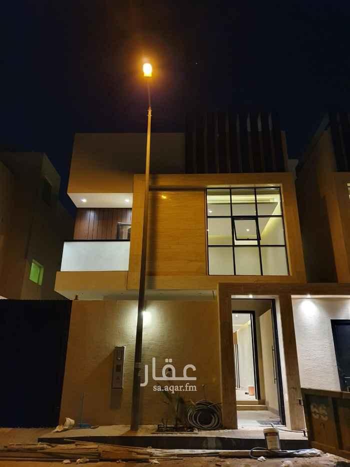 فيلا للبيع في شارع رقم 344 ، حي الملقا ، الرياض
