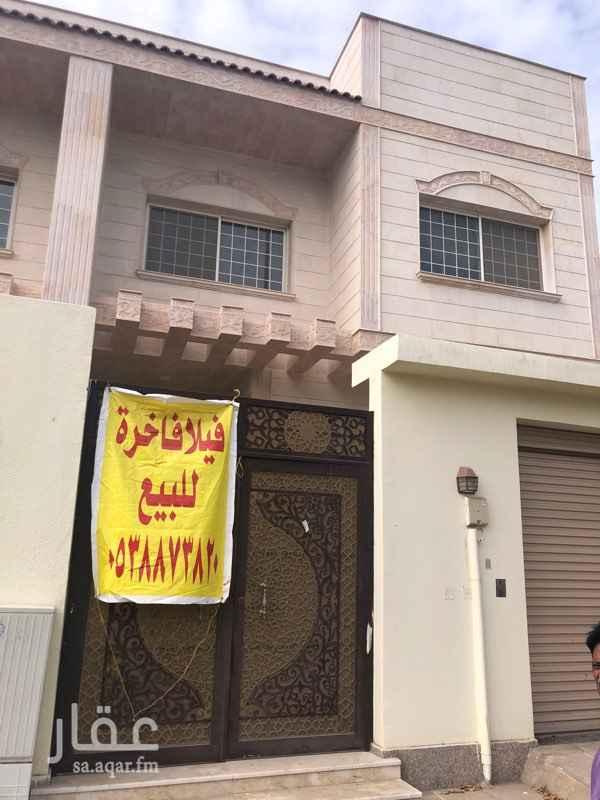 فيلا للبيع في شارع ضمرة بن الحصين ، حي الشاطئ ، جدة ، جدة