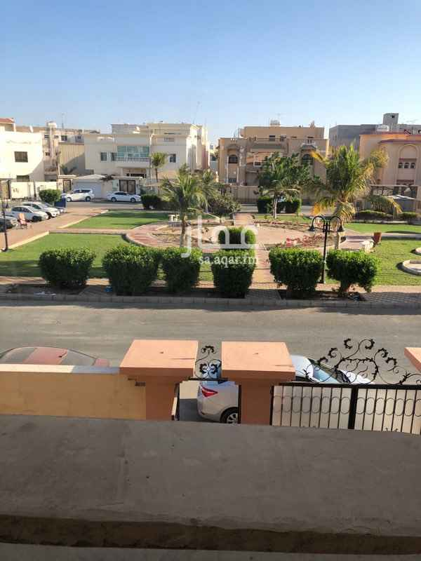 فيلا للإيجار في شارع الربيع بنت النضر ، حي النعيم ، جدة ، جدة
