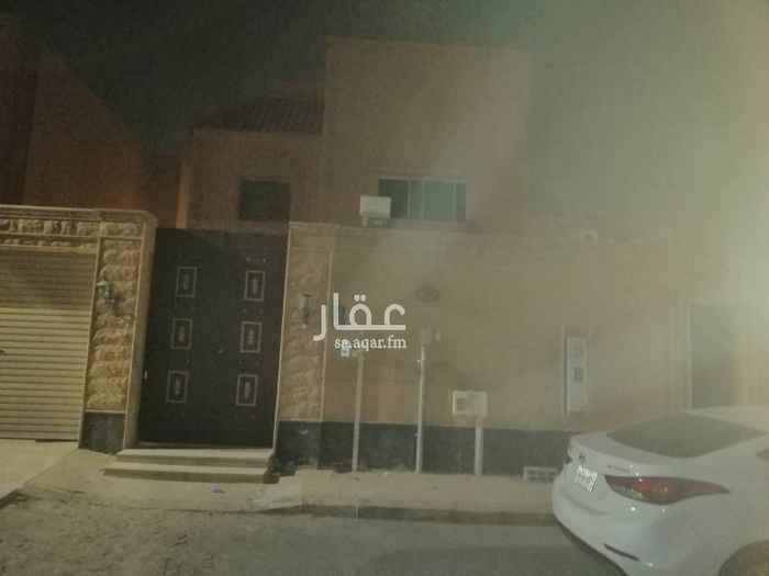 فيلا للإيجار في شارع الحامدية ، حي النفل ، الرياض