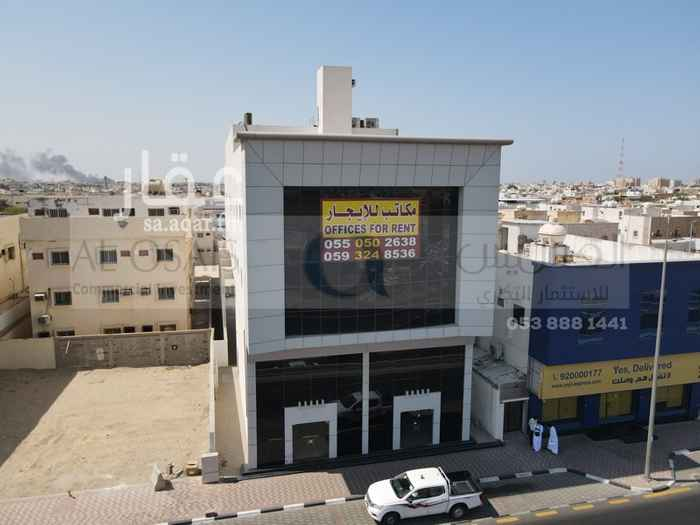 محل للإيجار في طريق الملك فهد بن عبد العزيز ، حي غرناطة ، الدمام ، الدمام