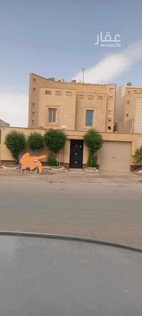 فيلا للبيع في شارع الفوانيس ، حي عرقة ، الرياض ، الرياض