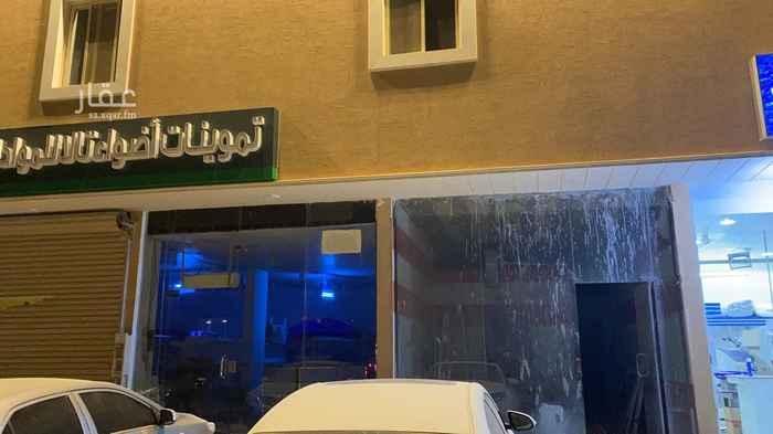 محل للإيجار في حي ، شارع خليفه العتيبي ، حي القيروان ، الرياض ، الرياض