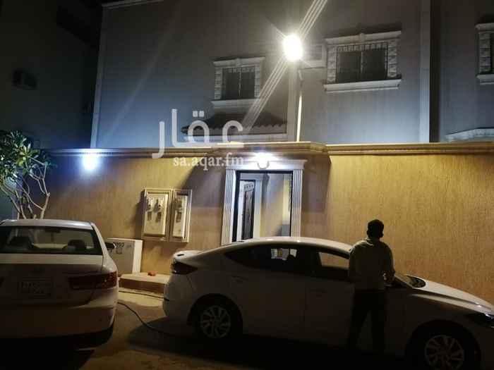 دور للإيجار في شارع القريتين ، حي ظهرة لبن ، الرياض
