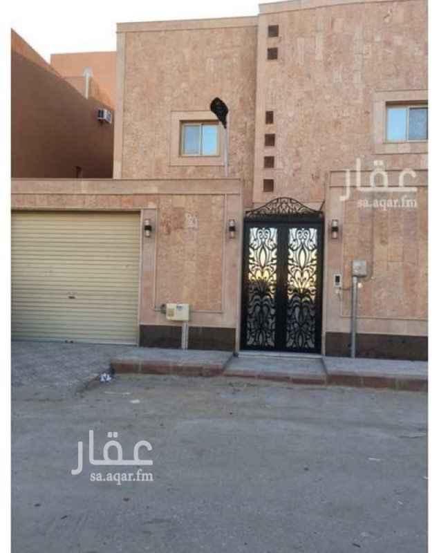 فيلا للإيجار في شارع المجد ، حي ظهرة لبن ، الرياض ، الرياض