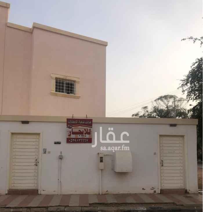 دور للإيجار في شارع سعد بن ابي وقاص ، حي الروضة ، شقراء ، شقراء