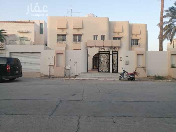 فيلا للبيع في شارع عبدالقادر بن محمد ، حي الرائد ، الرياض ، الرياض