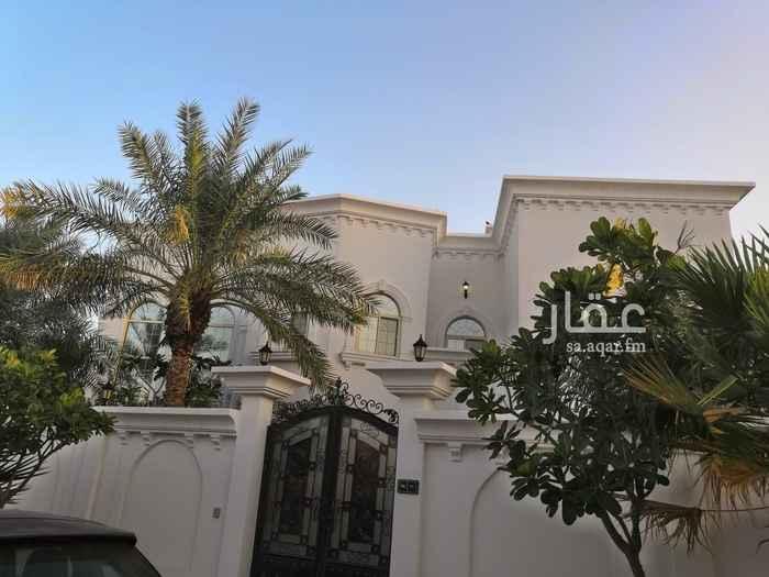 فيلا للإيجار في شارع صهيب بن سنان ، حي الدوحة الجنوبية ، الظهران ، الدمام