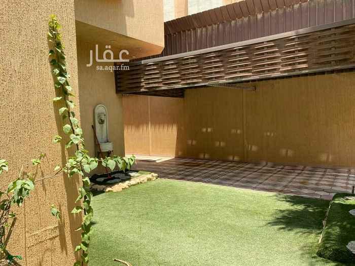 فيلا للإيجار في شارع شلالة ، حي المروج ، الرياض ، الرياض