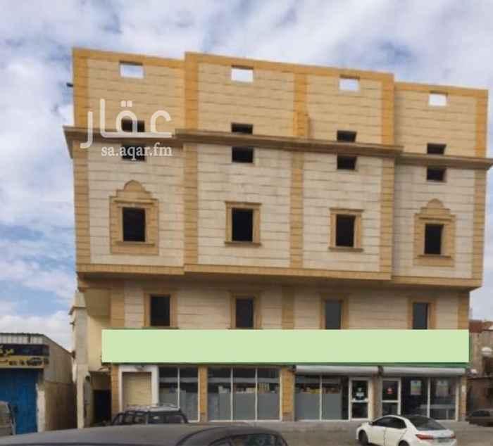 محل للإيجار في شارع وادي زمزم ، حي العزيزية ، جدة
