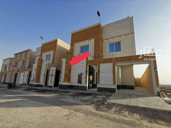 فيلا للبيع في شارع كثير بن اخضر ، حي الحزم ، الرياض