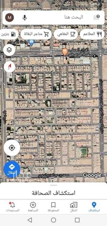 أرض للبيع في شارع النرجس ، حي الصحافة ، الرياض ، الرياض