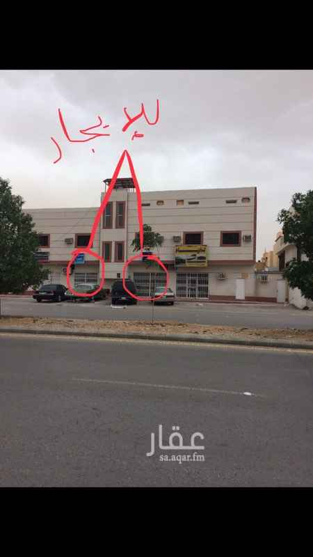 محل للإيجار في شارع الرساله ، حي بدر ، الرياض