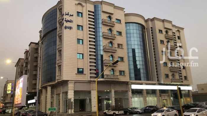 مكتب تجاري للإيجار في شارع الامير محمد بن عبدالعزيز ، حي الرحاب ، جدة ، جدة