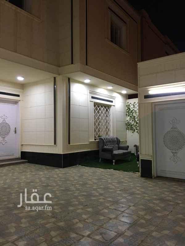 فيلا للإيجار في شارع عثمان بن صدقة ، حي طويق ، الرياض ، الرياض