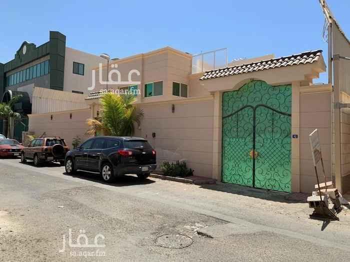 فيلا للإيجار في شارع جبل المقطم ، حي مشرفة ، جدة ، جدة