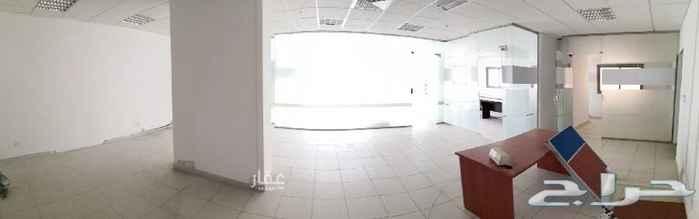 مكتب تجاري للإيجار في شارع العليا ، حي السليمانية ، الرياض