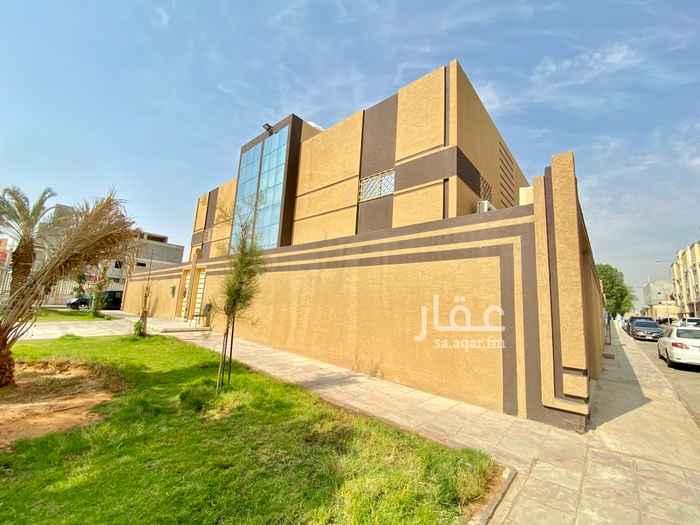 فيلا للإيجار في شارع المعمورة ، حي المربع ، الرياض