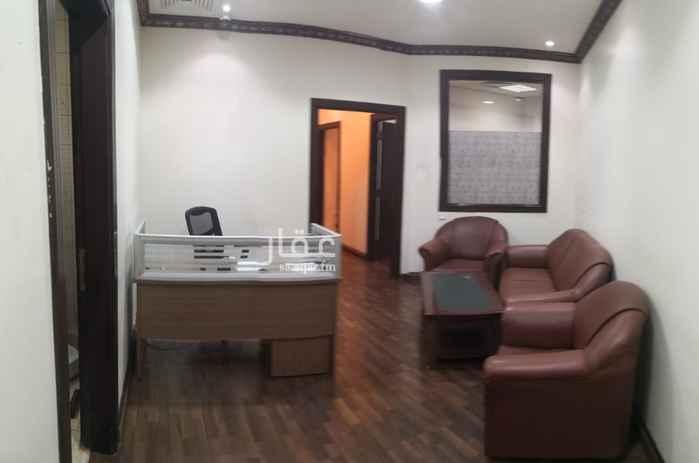 مكتب تجاري للإيجار في حي السليمانية ، الرياض ، الرياض