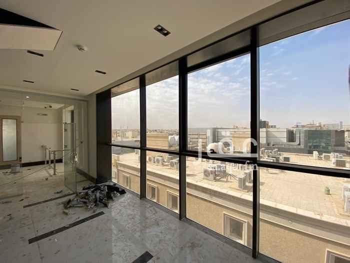 مكتب تجاري للإيجار في شارع التخصصي ، حي المعذر الشمالي ، الرياض ، الرياض