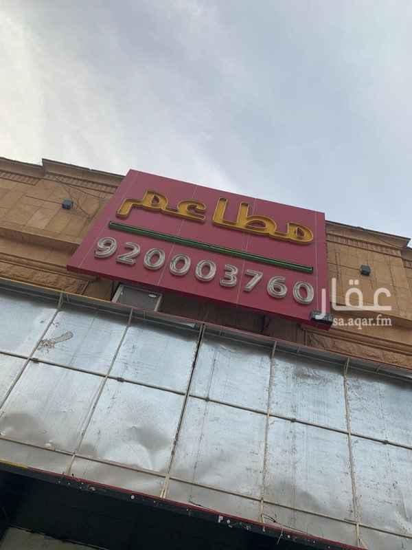 محل للإيجار في شارع الشيخ محمد بن سليمان المهنا ، حي العريجاء الغربية ، الرياض